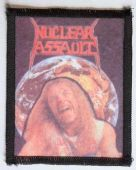 Nuclear Assault - Printed Patch